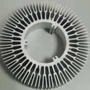工矿灯灯壳铝型材图片