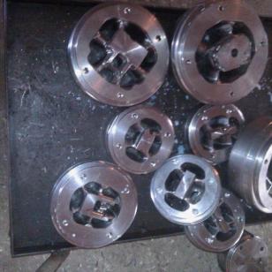 机加工铝型材图片
