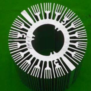 大型太阳花铝合金型材图片
