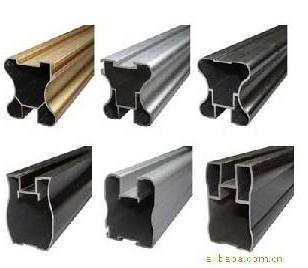 机械导轨铝型材图片
