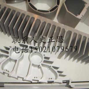 安徽大截面散热器铝型材图片
