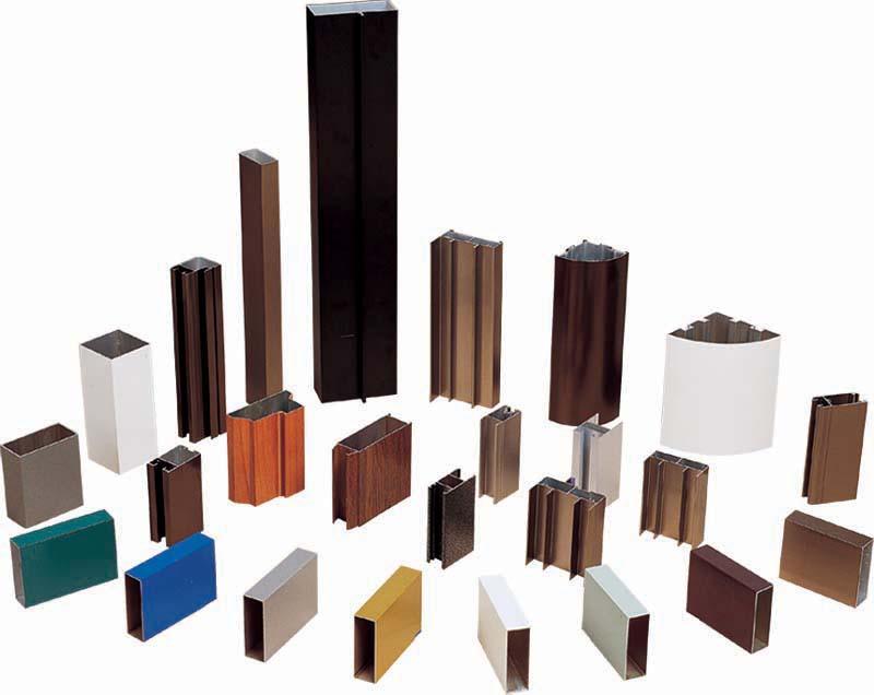 for Perfiles de aluminio para toldos de palilleria