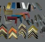 机械异形铝型材配件工业铝型材图片