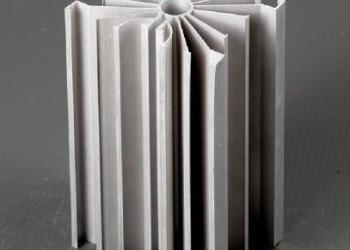 机加工散热器图片
