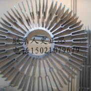 铝合金太阳花散热器图片