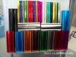 染色铝型材工业铝型材散热器电机壳图片