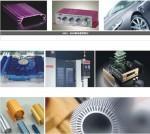 DZ电子系列铝合金型材图片