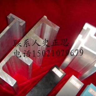 华东地区机械铝型材图片