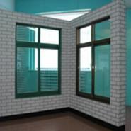 无框阳台铝型材图片