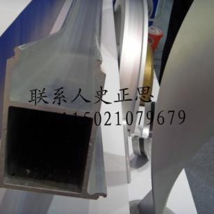铝方管华东地区方管铝型材供应商图片