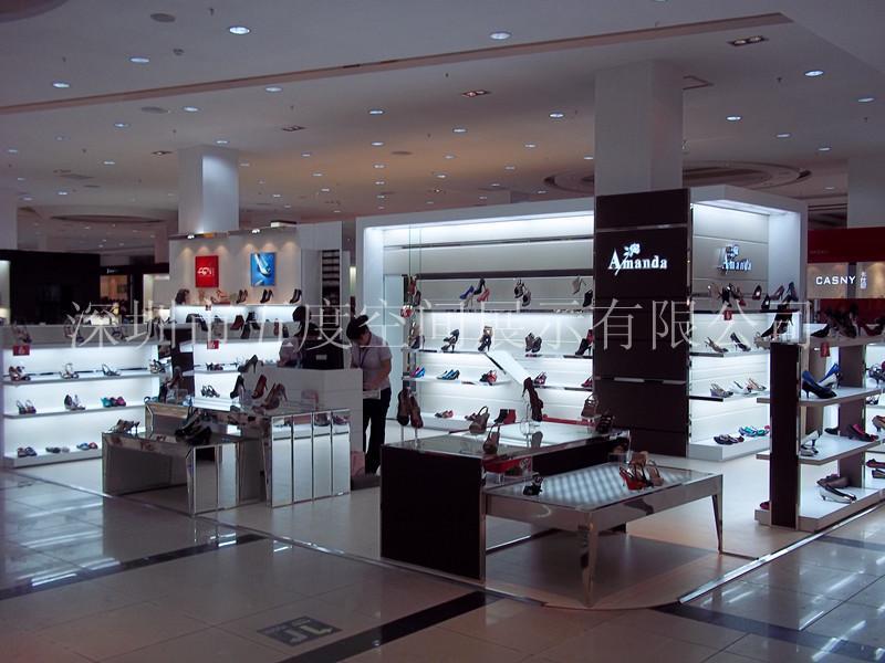 鞋子店装修