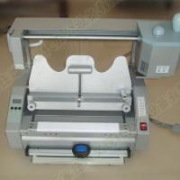 手动桌面型胶装机包本机标书装订机