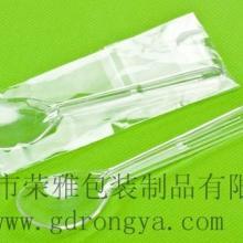 供应11公分食品透明勺