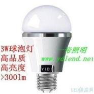 10W大功率led球泡灯图片