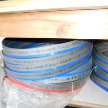 供应美国斯尔机用带锯条AMADA双金属锯批发