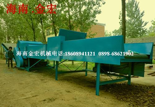 供应金宏大型青贮饲料揉丝机时产50吨
