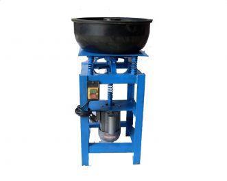 供应宝玉石抛光机-12寸高速震桶抛光机