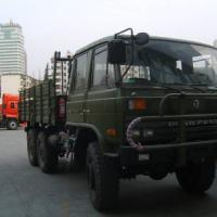 供应东风六驱动越野汽车,EQ2162NS双排高配,装备,矿山必备