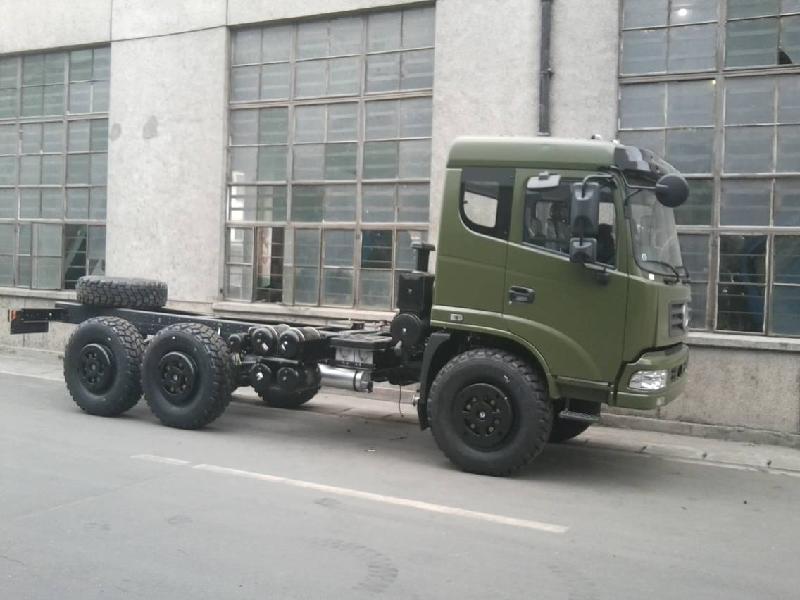 供应DFS5160东风新款驾驶室6驱动越野车