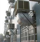 供应工程降水水空调冷风机销安装 厂房降温排风车间降温冷风机水空调图片
