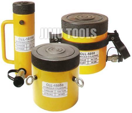 供应自锁式液压千斤顶CLL-100