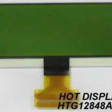 供应网络电话USB电话机用1286LCD液晶显示屏 LCD液晶显示屏HTG12848