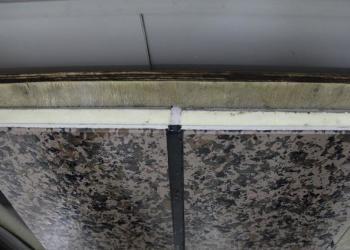 仿大理石保温装饰一体化板图片