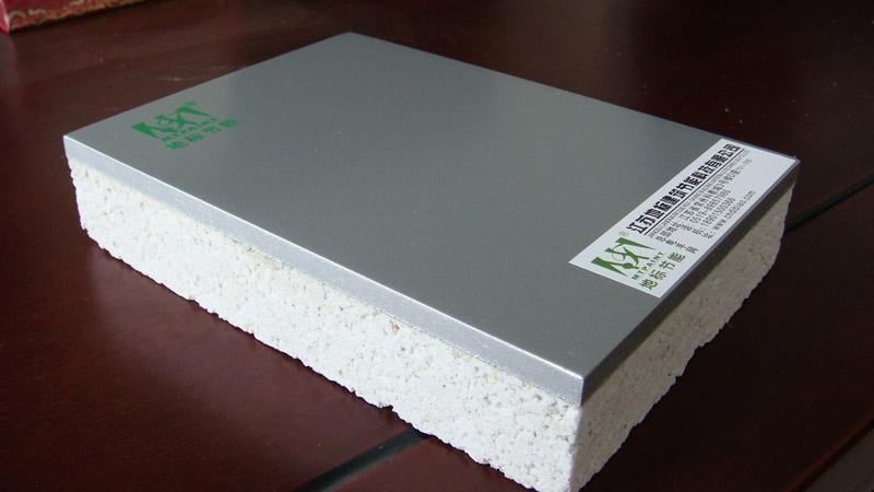 供应无机矿物保温装饰系统图片