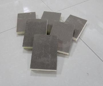 泰州外墙保温聚氨酯复合板图片
