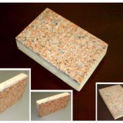石材聚氨酯保温装饰一体化板厂家