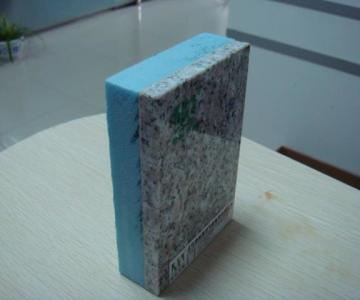 供应石材XPS一体化板 XPS石材复合板含施工价格图片
