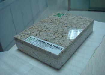 无机矿物保温装饰系统石材面图片