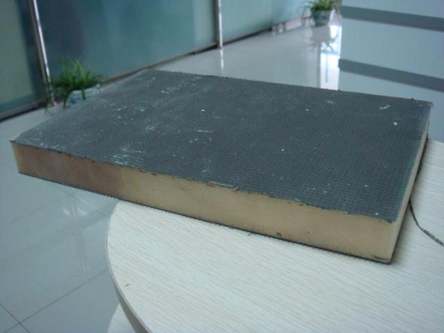 供应聚氨酯A级防火复合板图片