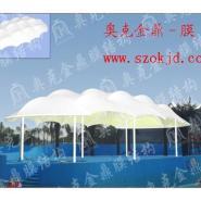 南京张拉膜加工图片