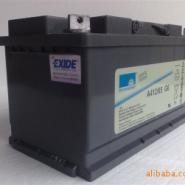 德国阳光100AH电池图片
