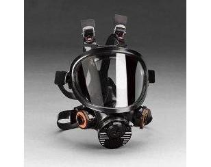 3M全面型硅质防护面具图片