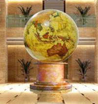 供应大厅装饰地球仪