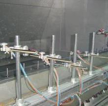 供应新型开关外壳自动喷油线图片