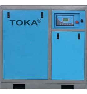 供应TOKA品牌螺杆空压机,深圳高压活塞空气压缩机