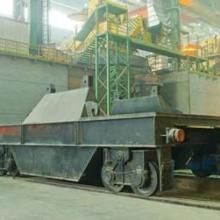 焊接式冶炼渣罐制造、机械加工