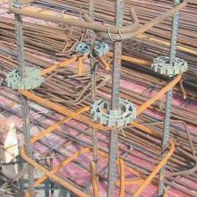 塑料垫块与钢筋支架保护层的特点批发