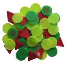 几何图形片模型片儿童益智力玩具幼儿园中小学生数学教学器材教具批发