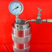 供应氮气连接式压显反应器