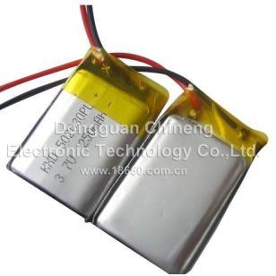 502030聚合物锂电图片