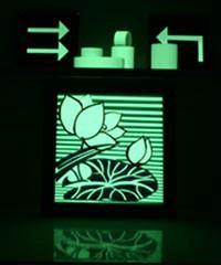 3M超强级发光膜厂家图片