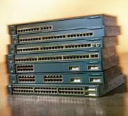 CISCO交换机图片