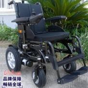 进口控制器进口电机可折叠电动轮椅图片
