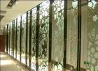 供应不锈钢酒店门屏风厂家图片
