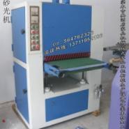 台湾600砂光机台式木工沙光机图片