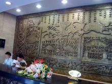 供应雕塑艺术背景墙